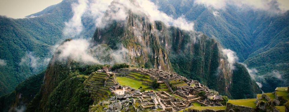 Machu Picchu, Pérou, AURORA