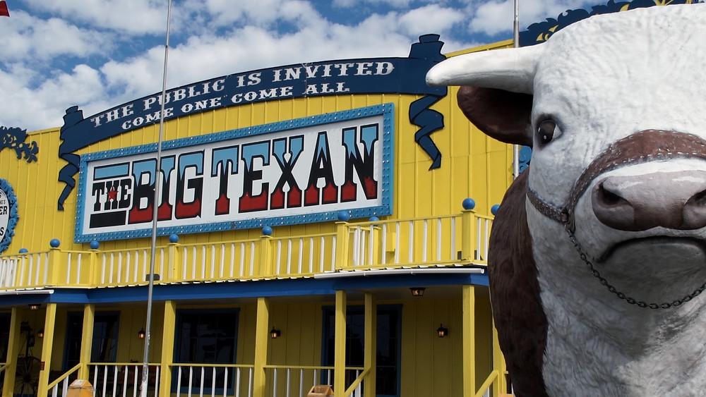 Big Texan, Amarillo, Texas,