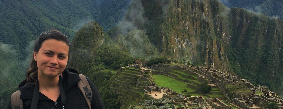 Machu Picchu, Pérou, Mimi Tremblay, AURORA