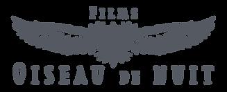 Logo vectoriel Films Oiseau de nuit