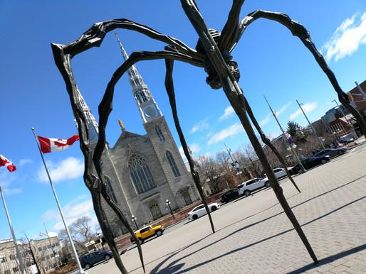 Un weekend plate à Ottawa (not!)