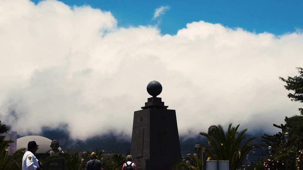 Ciudad Mitad del Mundo, Équateur