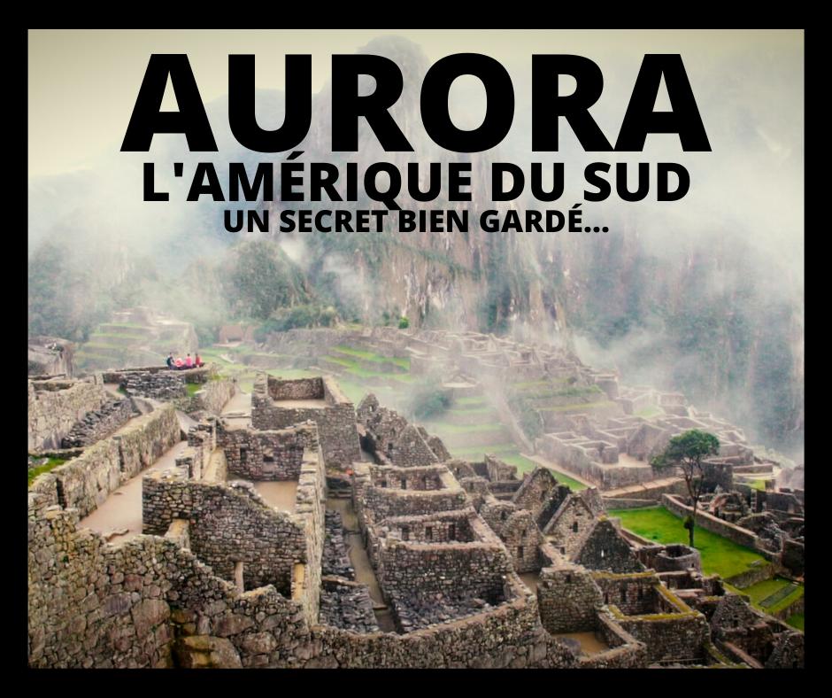 Aurora Machu Picchu