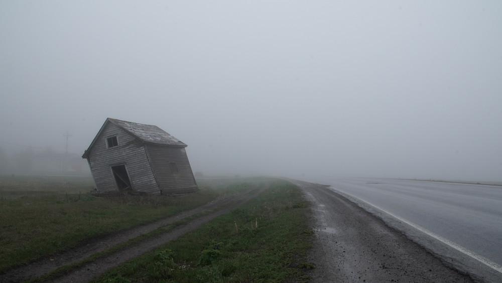 Route panoramique NL 430, près de l'Anse-aux-Meadows, Terre-Neuve et Labrador