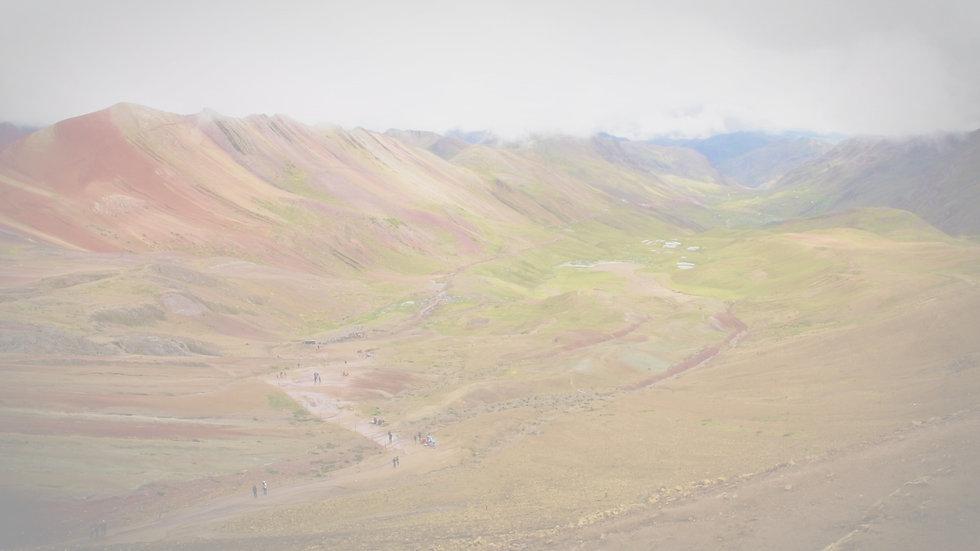 Rainbow Mountain Pérou conférences