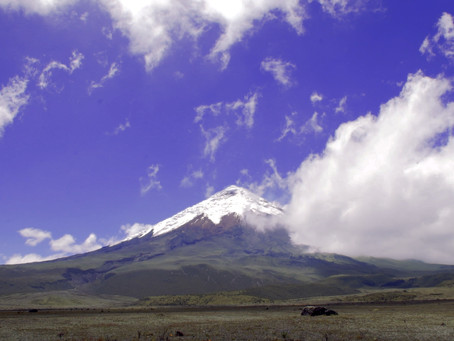 Filming Adventure: Endless Day at Cotopaxi Volcano