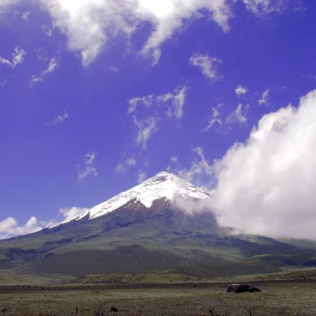 Aventure de tournage: interminable journée au Volcan Cotopaxi