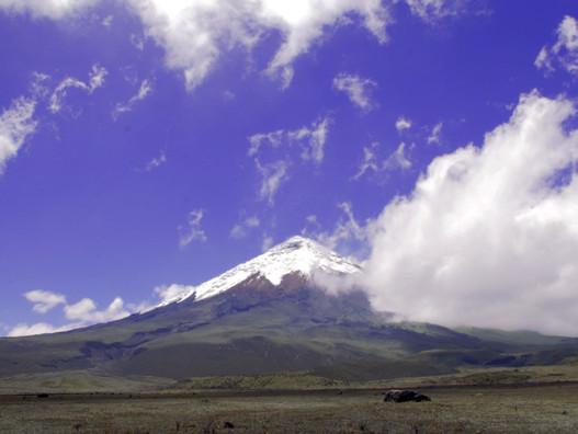 Interminable journée au Volcan Cotopaxi, Équateur