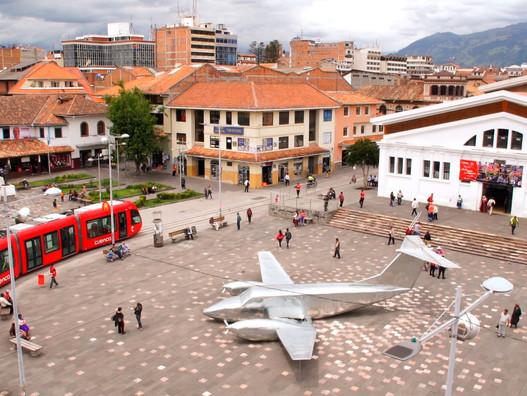 Anges et démons de Cuenca, Équateur