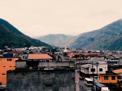 Aventure de tournage: Baños, Équateur : un attrape-touriste?
