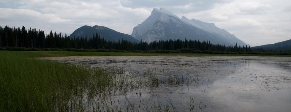 Parc National de Banff, Alberta, Canada REPÈRES