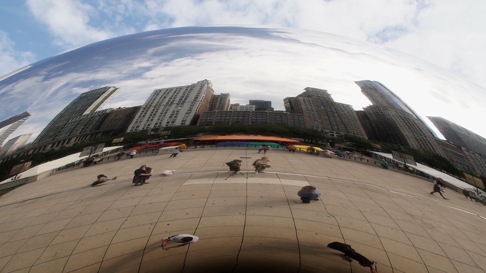 Chicago Cloud nine bean