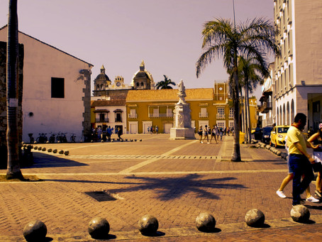 Aventure de tournage : Carthagène, Colombie