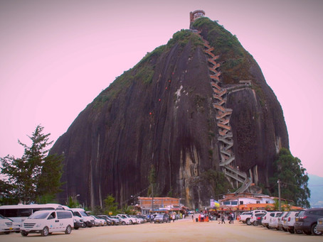 Aventure de tournage : Guatapé, Colombie