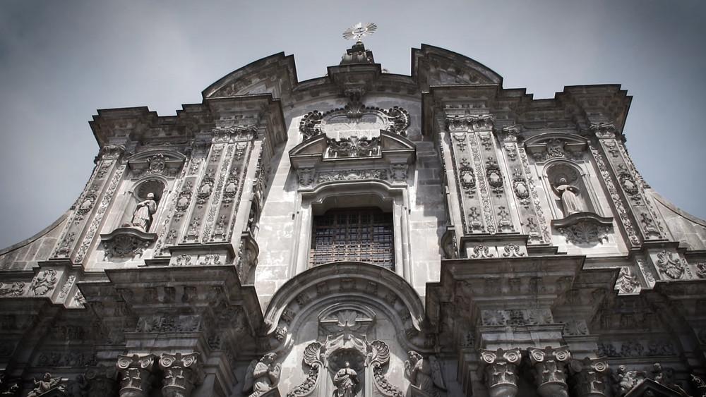 Iglesia de la Compañía de Jesús, Quito, Équateur