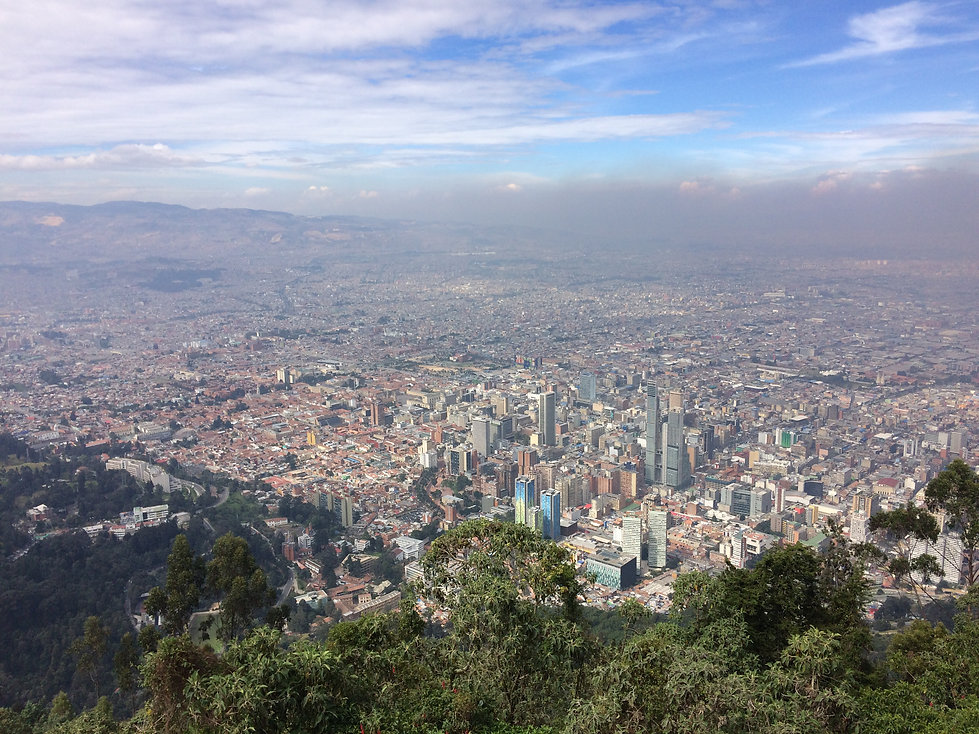 Bogota From Monserate.JPG