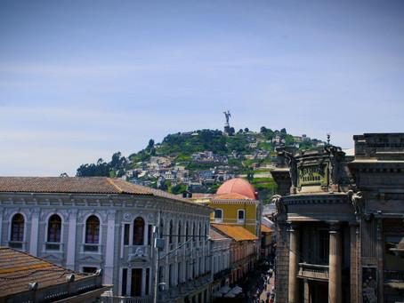 Aventure de tournage: Quito, (4) choses à faire absolument!