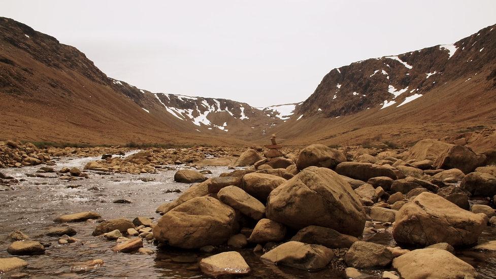 Newfoundland tablelands