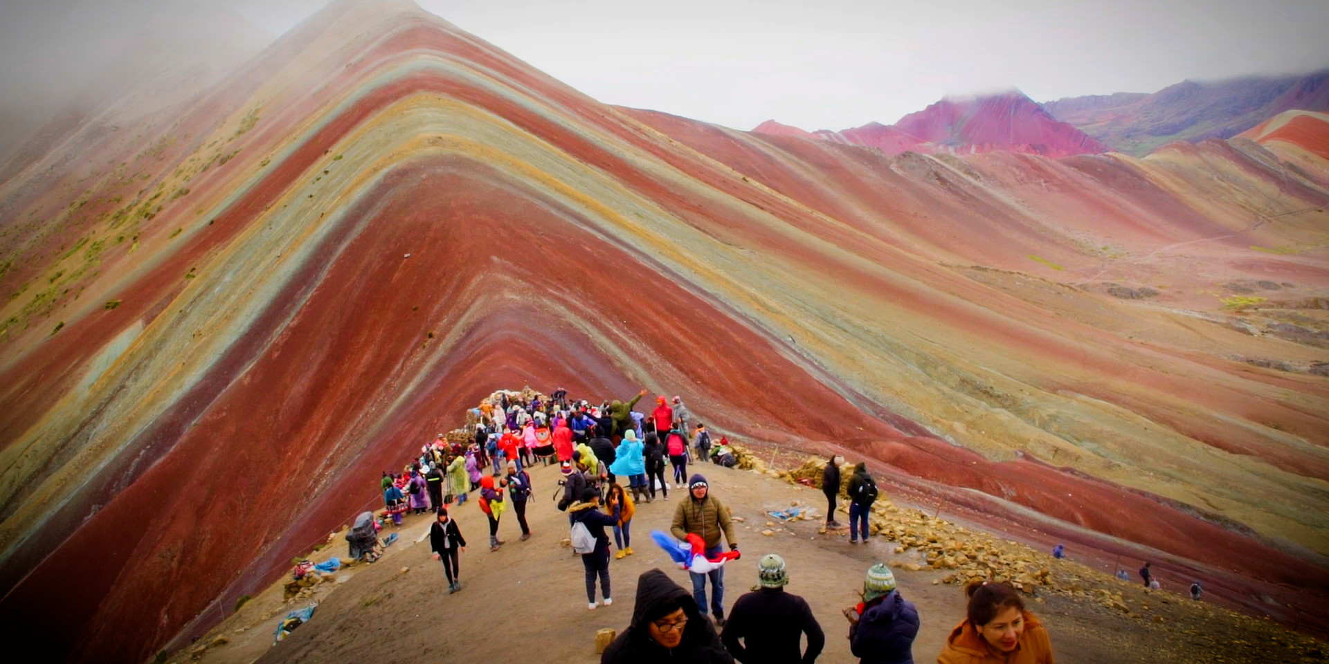 Rainbow Mountain, Pérou, AURORA
