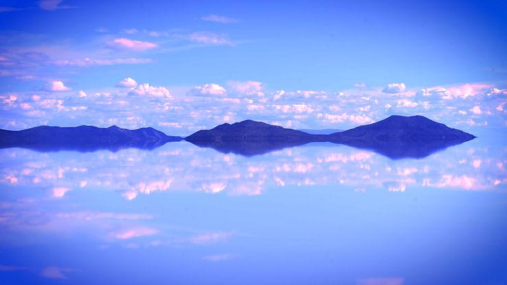 Désert de Sel d'Uyuni Bolivie Films de voyage Amérique du Sud Location en ligne