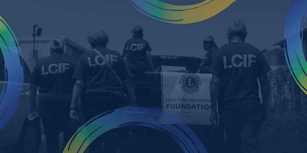 District LCIF & Campaign 100 Training