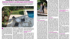 Celebrating 40 Years of Business Success - Landscape Contractor Magazine Feature Jul/Aug 2021