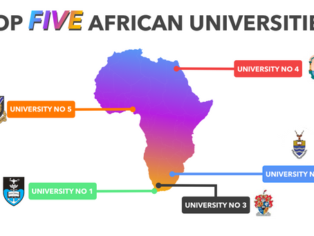 The Top 5 Universities in Africa