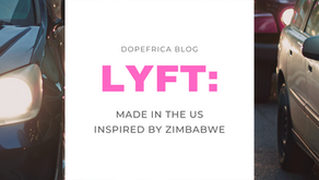 Lyft: Made in the US. Inspired by Zimbabwe.