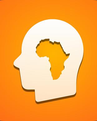 Trivia Africa logo  africa, dopefrica