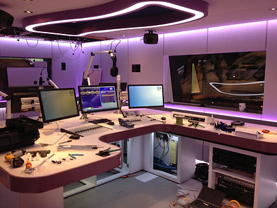 Studio builders, studio wiremen
