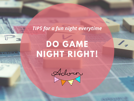 7 Game Night Tips