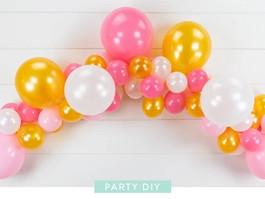 DIY Balloon Garland Tips