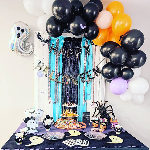 Halloween 6ft Balloon Garland