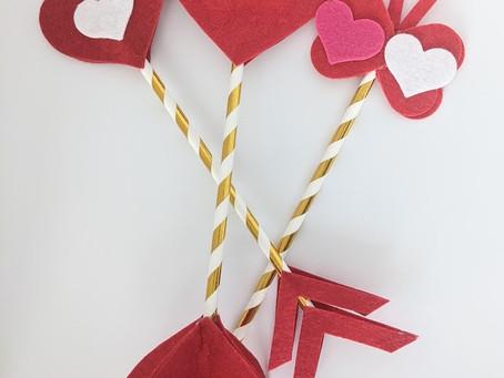 4 Fun Valentine's Day Crafts with Kids