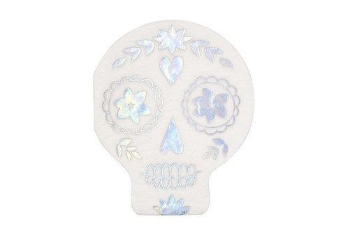 Sugar Skull Napkins