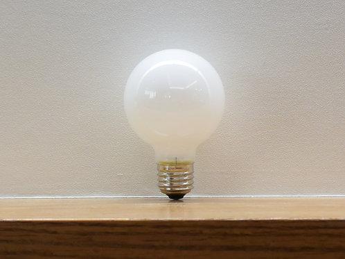 白熱ランプ G70 60W ボールランプ/ホワイト