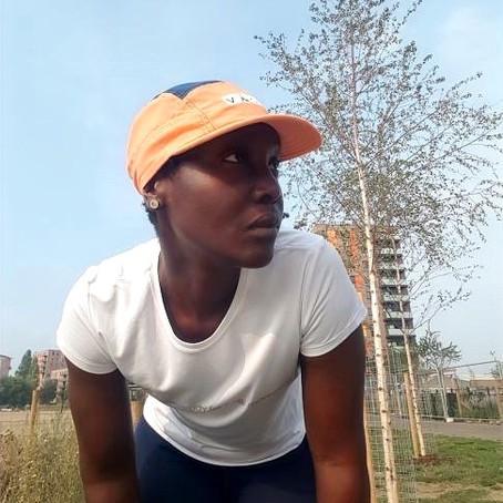 Trina - why I run.