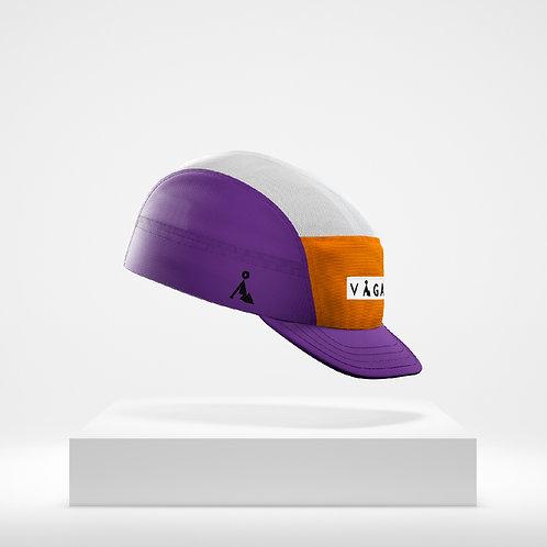 Purple / Lava Orange / Mist Grey