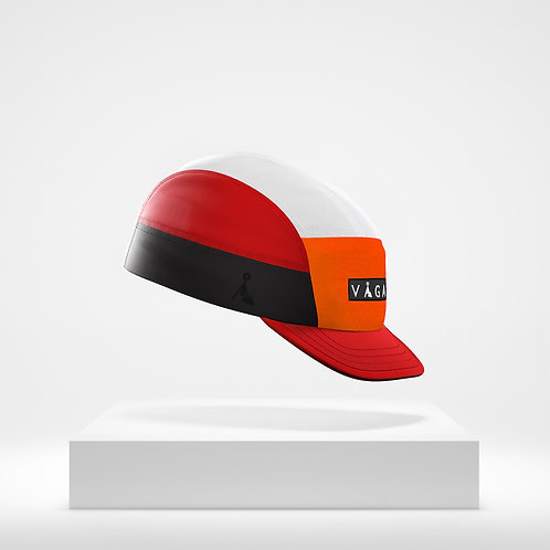 Flame Red, Ice Grey, Black, Neon Orange