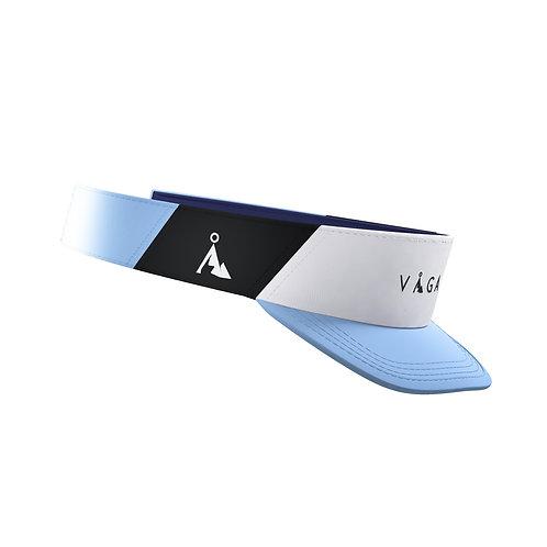 White / Sky blue / Navy - VISOR