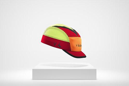 Flame Red / Neon Orange / Neon Yellow - VANTAGE