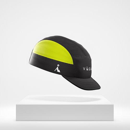 Black, Neon Yellow