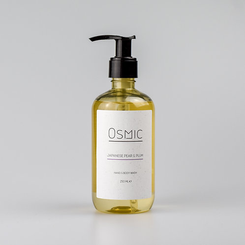Japanese Pear & Plum - Luxury Hand & Body Wash