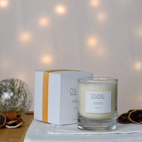Ginger Biscuit - 20cl Candle