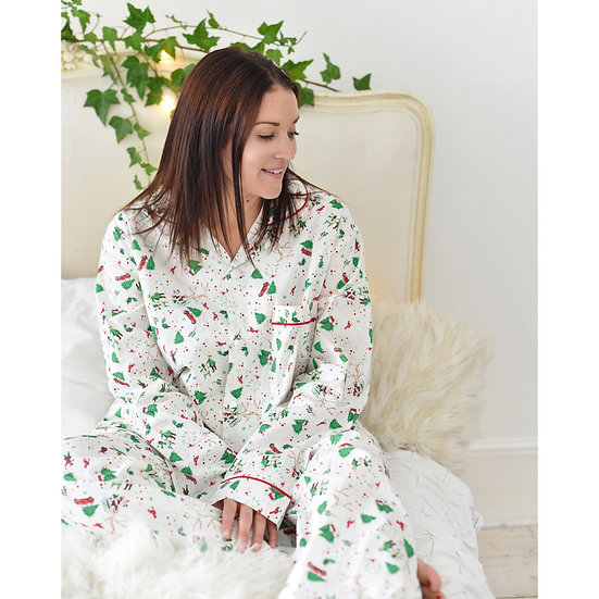 What the Dickens! Christmas Pyjamas