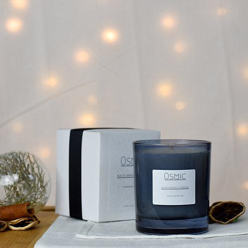 Blackcurrant & Tuberose - 30cl Candle