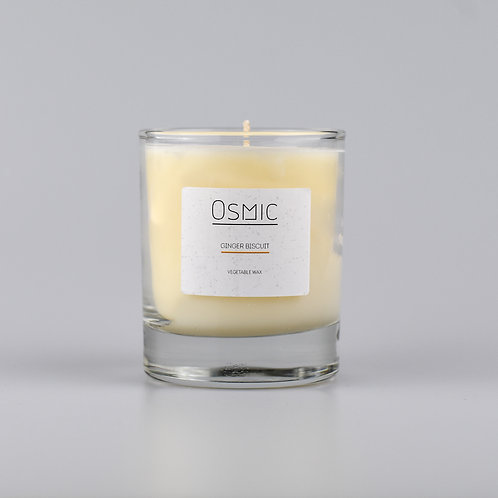 Ginger Biscuit - 20cl Vegetable Wax Candle