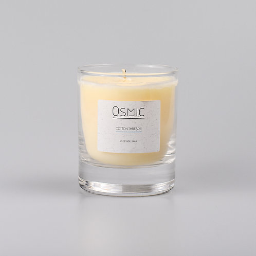 Cotton Threads - 20cl Candle