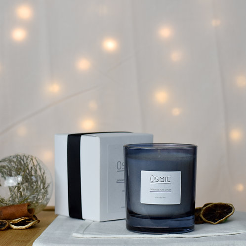 Japanese Pear & Plum - 30cl Candle