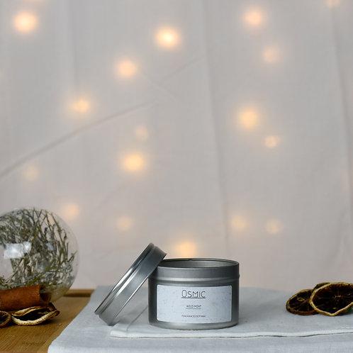Wild Mint - Tin Candle